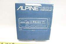 New ListingNice Nos Nob Alpine 1201 Cd Changer Control System - Old School Jdm Mopar M Usa