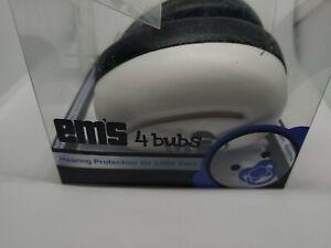 Em's 4 Bubs Infant Baby Hearing Protection Earmuffs NO HEADBAND FREE SHIPPING
