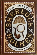 The Complete Sherlock Holmes Story Collection • Leather • Sir Arthur Conan Doyle