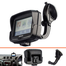 Rigid Arm Car Suction Vehicle Mount and Dedicated Holder for TomTom Rider v5 4.3