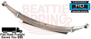 Rear Leaf Spring for Chevy GMC C / K 1500 2500 3500 HD 8 Leaf Heavy Duty Version