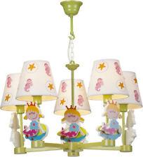 Luci in legno per bambini a tema principesse