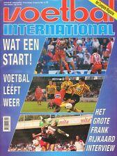 V.I. 1993  nr. 33 - RIJKAARD/AJAX/BENNIE MULLER/DECHEIVER/DANNY HOEKMAN