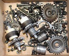2 x bolt kit YAMAHA Banshee engine internal motor bolts gears shaft springs #1