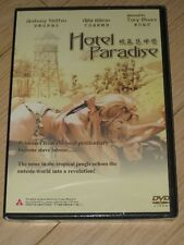 Hotel Paradise DVD - Anthony Steffen (Region All)