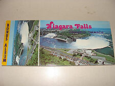 Niagara Falls  16 Postcards in Bonus Album Niagara Parks Commission