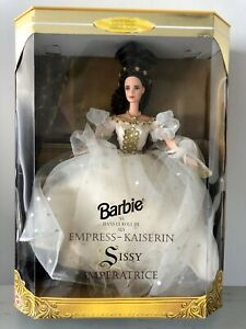 1996 Barbie As Empress Kaiserin Limited Edition 15846 NRFB