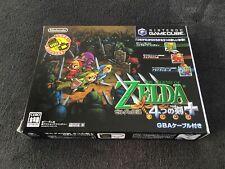 Nintendo Game Cube The Legend Of Zelda 4 Swords JAP Neuf