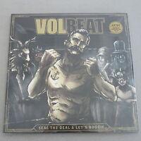 VOLBEAT - Seal The Deal & Let's Boogie ***Vinyl-2LP + bonus-track + CD***NEW***