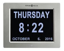Howard Miller 625632 Memory Clock Wall Clock