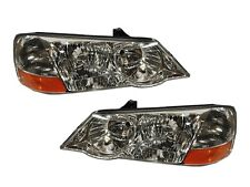 Acura 2002-2003 TL Base/Navi/Type-S Driver Side Headlight [M17]