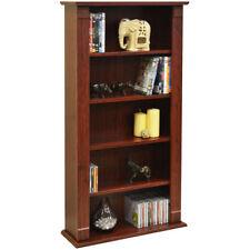 Bibliothèques marron pour le salon