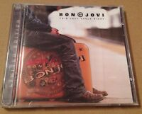 Bon Jovi -  This Left Feels Right Cd & Dvd. Limited Edition Thailand Pressing.
