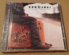 Bon Jovi -  This Left Feels Right Cd & Dvd. Limited Edition Thailand Press.