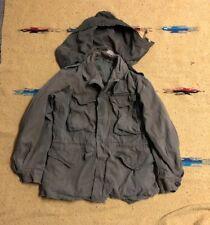 1940s WW2 Era US Army M-1943 Field Jacket Vintage Militaria Workwear 34R