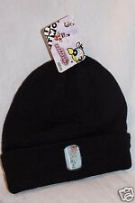 New With Tags Kids Black Group Powerpuff Girls Cartoon Network Winter Knit Hat