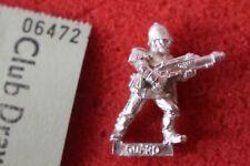 Games Workshop Warhammer 40k Praetorian Trooper Lasgun Metal Figure WH40K OOP E5
