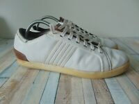 Men's Adidas Leather Size UK 10.5 - White Trainers