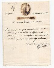 V221-IMPERO FRANCESE-PIEMONTE-DIPARTIMENTO DELLO STURA -DA SAVIGNANO 1804