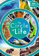 BBC EARTH : THE CIRCLE OF LIFE documentary -  DVD - PAL Region 2 - New