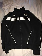 Adidas Columbus Crew 90s Team Issued MLS Game Soccer Jacket L