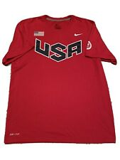 Nike USA Olympic National Team Shirt T-Shirt - Size Small