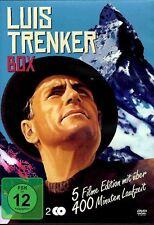 Luis Trenker Box | 5 Filme Edition | Heimatfilme | Klassiker [FSK12] DVD