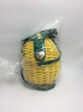 Betsey Johnson Kitsch Pineapple Surprise Crossbody Bag -