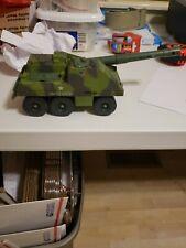 Vintage 1984 Hasbro GI Joe Slugger Tank Action Vehicle M112-A1