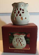 Lenox Christmas Jingle Bell Votive Candle Holder Seasonal Brites decor