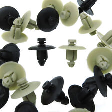 Total 20 Each 10 Pcs Door Trim Panel Clips Push Type Retainers For Chrysler 300M