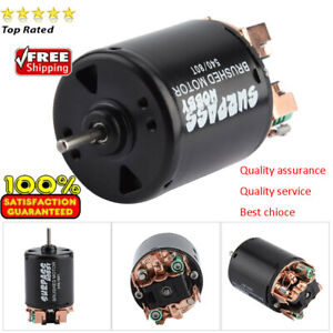 540 80T Turn RC Brushed Motor 4 Poles for 1/10 RC Crawler Car Boat Accessory UK