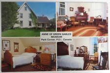 VINTAGE UNUSED ANNE OF GREEN GABLES MUSEUM POSTCARD                  (INV14915)