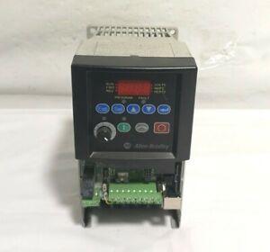Allen Bradley 22B-D2P3N104 Series A PowerFlex 40 AC Drive 1.0HP