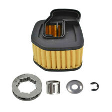 For Husqvarna 570 575XP 576XP Air Filter Kit Sprocket Rim Washer Accessories Set