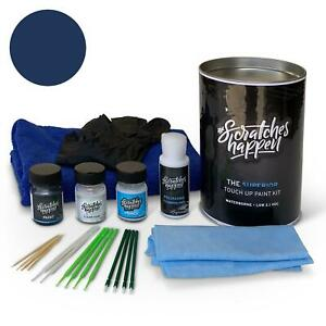 Exact-Match Touch Up Paint Kit - Land Rover Spectral Blue (2244/JFX)