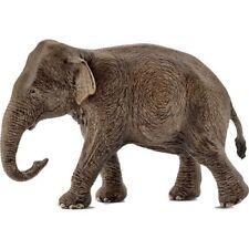Schleich Elefant Asiatische Elefantenkuh 14753 Wildtiere Figur NEU
