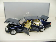 1:18 NOREV Mercedes S500 W140 blau blue NEU NEW