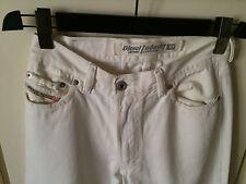 Jeans Uomo Diesel, colore bianco, Taglia 29