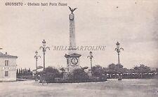 GROSSETO - Obelisco fuori Porta Nuova