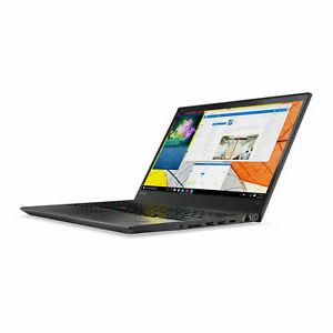 "Lenovo ThinkPad T570 Laptop Intel Core i5-6300U 8GB RAM 256 SSD 15.6"" Win10 HM"