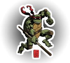 TMNT Krang Mutant Turtles car laptop waterproof sticker
