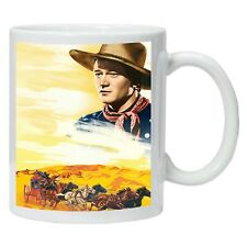 Stagecoach John Wayne Personalised Mug Printed Coffee Tea Drinks Cup Gift
