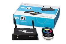 Wifi LED Pixel Controller (z.B. WS2811, WS2812b, WS2801) incl. Fernbedienung