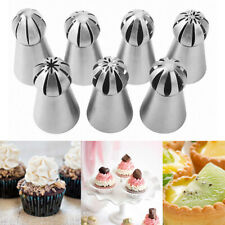 38Pcs Icing Piping Nozzles Tools Set Cake Cupcake Sugarcraft Decorating DIY Tool