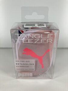 Tangle Teezer Detangling Hairbrush Puma Compact Mini Styler On the Go Gym Brush