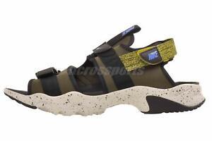 Nike Canyon Sandals Cargo Khaki Mens Outdoor Adjustable Strap CW9704-301