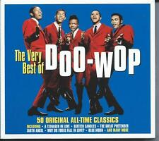 Doo-Wop - The Very Best Of - 50 Original All-Time Classics 2CD NEW/SEALED