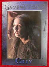 GAME OF THRONES - Season 4 - Card #65 - GILLY - Rittenhouse 2015