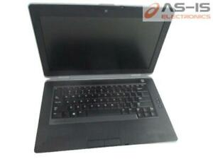 """*AS-IS* Dell Latitude E6430 14"""" Core i3-3320M 2.6GHz 8GB 500GB HDD Win10 Laptop"""